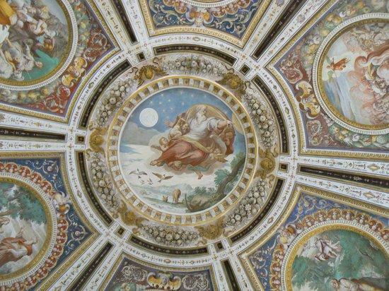 Affreschi Palazzo Farnese