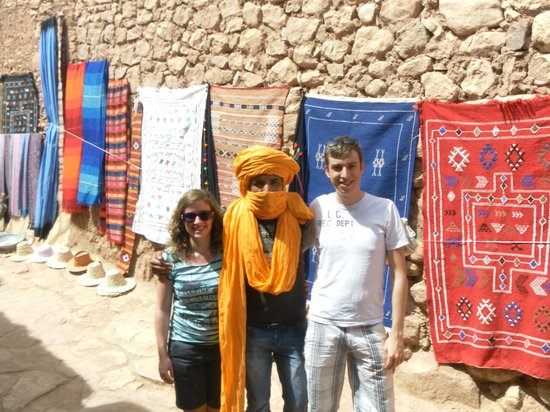 Morocco Premium Tours Best Travel Company: Kasbah route met Khalid