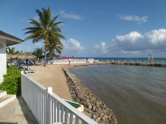 Royal Decameron Club Caribbean : View from our room