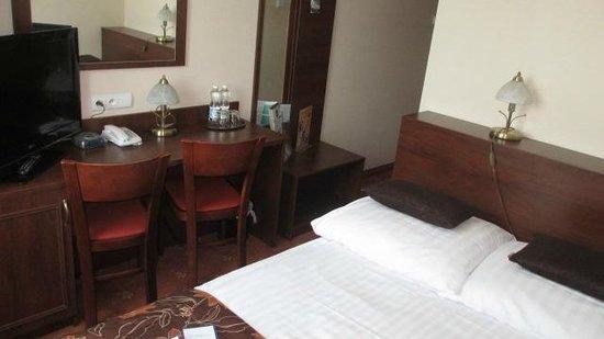 Best Western Plus Krakow Old Town: Cozy room