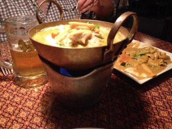 Siam Hut: Thai Green Curry