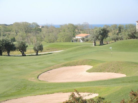 The Westin Resort, Costa Navarino: GOLFPLATZ