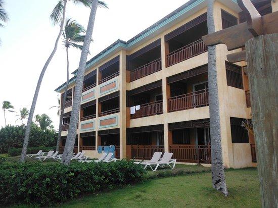 VIK hotel Cayena Beach: Only 3 floors