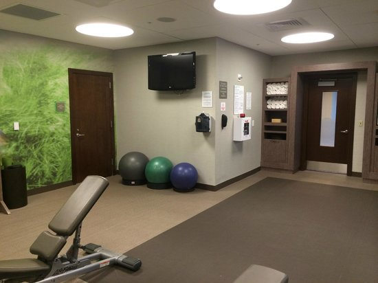 The Westin Birmingham: Gym