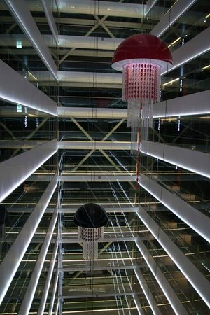 Myriad by SANA Hotels: Main Atrium