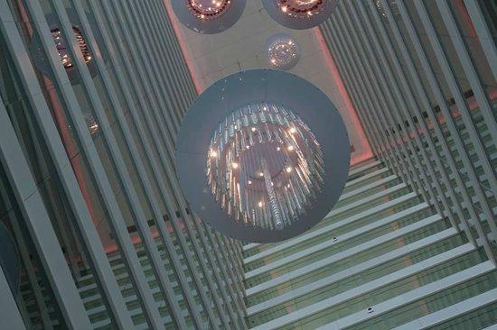 Myriad by SANA Hotels: Main Atrium