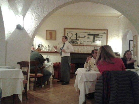 can CuarassA: Restaurant Innen Bereich