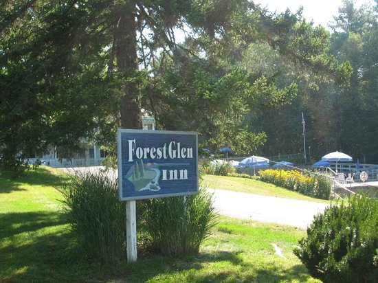 Forest Glen Inn: Our summer look