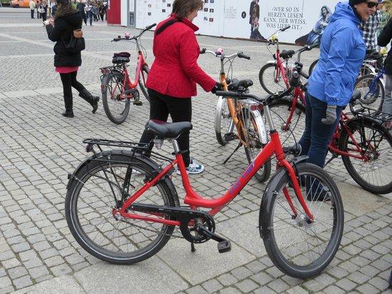 Meliá Berlin : Fat Tyre Bike Tour, Berlin
