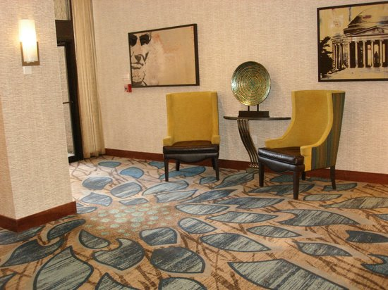 Crowne Plaza Washington National Airport: Public Areas
