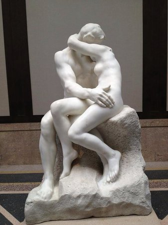 Museo de Arte de Filadelfia: This is actually from the Rodin