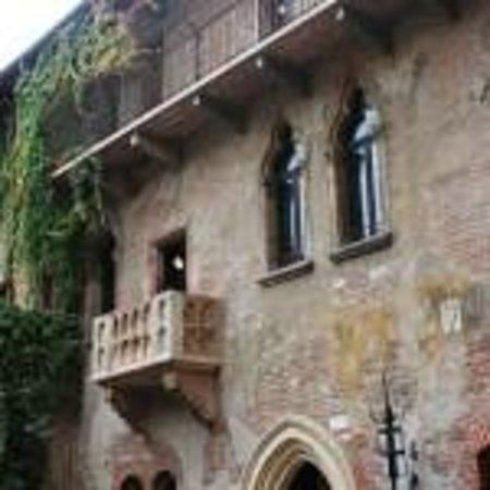 Il Sogno di Giulietta: la cour et maison de juliette