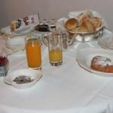 Il Sogno di Giulietta: petit déjeuner
