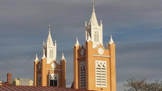 Albuquerque Old Town : Steeples