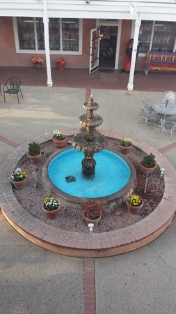 Albuquerque Old Town : Fountain