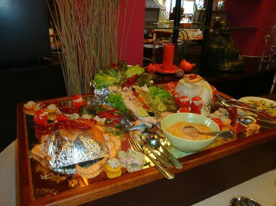 L'Amandier Restaurant : Resto-3