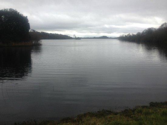 Lough Rynn Castle Estate & Gardens : lake