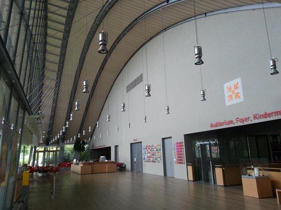 Zentrum Paul Klee (Paul Klee Center): lobby