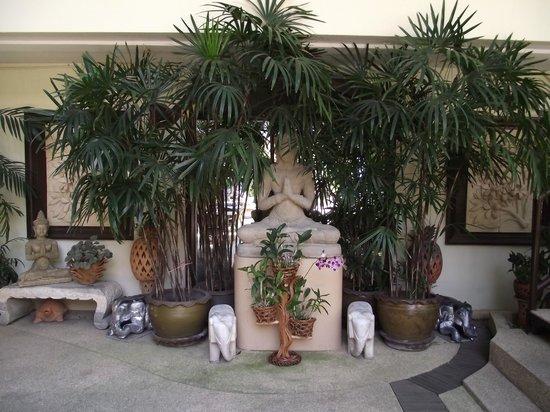 Baan Souy Resort: buddhist calm