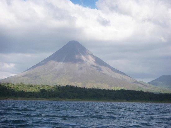 Lake Arenal: volcàn Arenal
