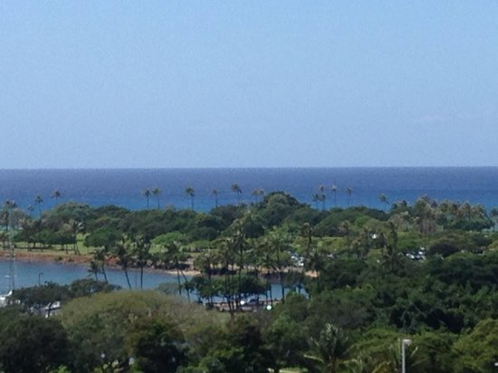 Ala Moana Hotel by Mantra: View from our room on the 10th floor