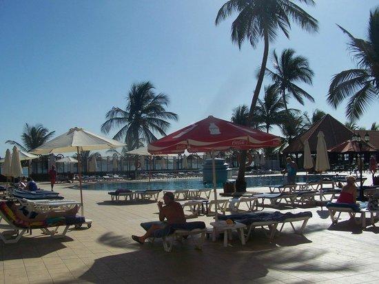 Laico Atlantic Banjul Hotel: swimming pool