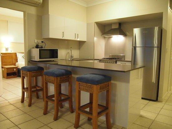 Whitsunday Apartments Hamilton Island: Kitchen