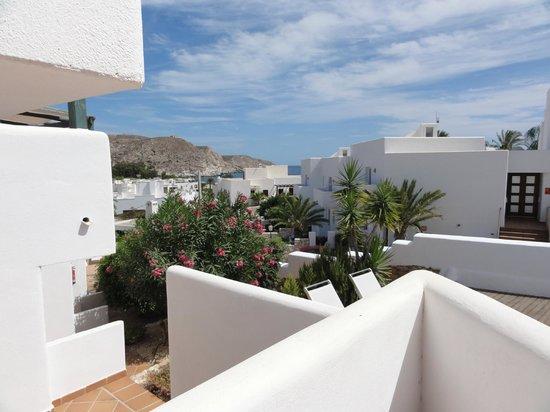 Hotel El Tio Kiko: Вид с террасы