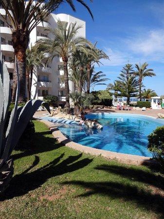 Hipotels Dunas Cala Millor: Pool