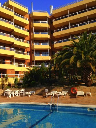 The Apartment Block Picture Of Portofino Apartments Santa Ponsa