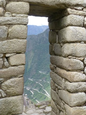 Huayna Picchu : A Room with a View