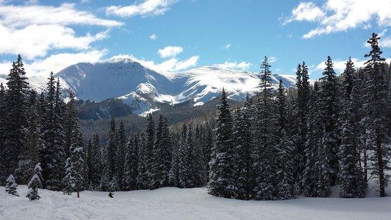 Winter Park Resort : parry peak