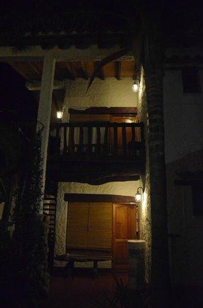 Hotel Killa Cafayate: Our balcony