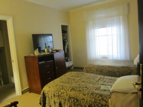 Hotel Beresford : Room