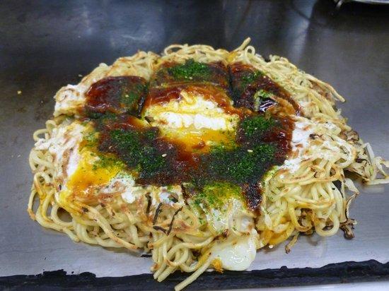 Okonomimura : Okonomiyaki, nice!