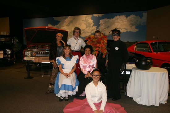 National Automobile Museum : Halloween Event at the Car Museum