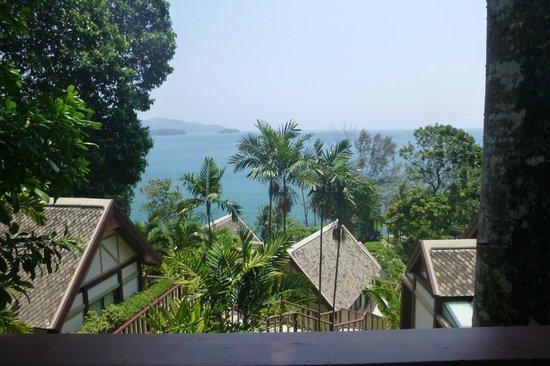 Centara Villas Phuket : view from balcony