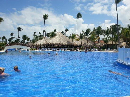 Grand Bahia Principe Punta Cana: The pools were nice