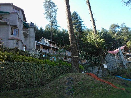 Heritage Village Resort : Hotel