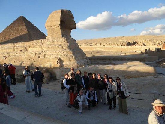 Egypt Top View: Egipto