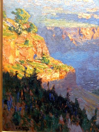 Phoenix Art Museum: Grand Canyon