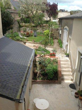 Loire-Sejours : le jardin