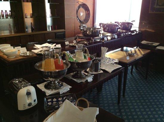 Hotel Agora Regency Sakai Executive Lounge