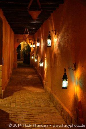 Hotel Kasbah Mohayut : Garten