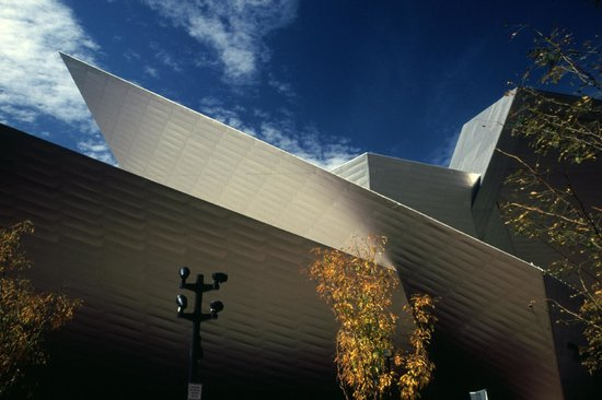 Denver Art Museum: Frederic C. Hamilton Building