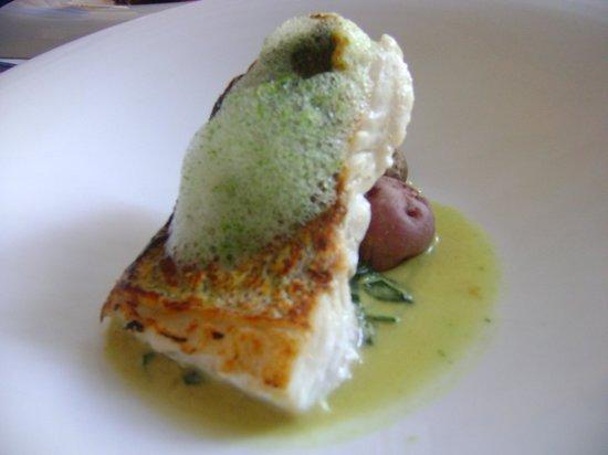Hotel Santa Catalina: Fish curry