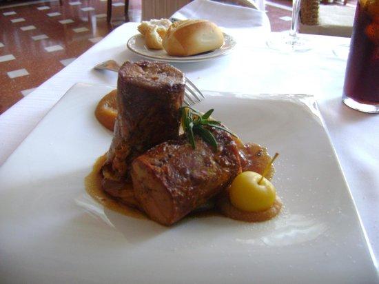 Hotel Santa Catalina: Lamb