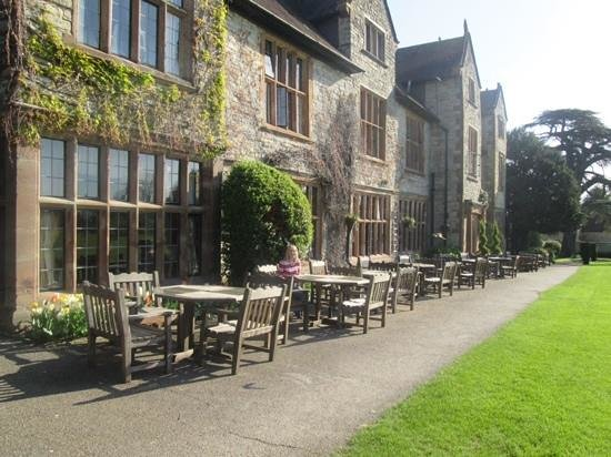Billesley Manor Hotel: The manor