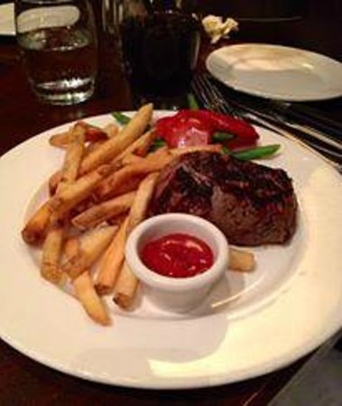 The Keg Steakhouse & Bar Hamilton: child portion top sirloin