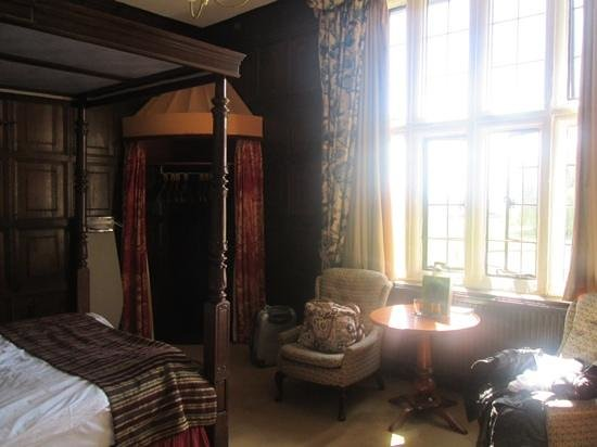 Billesley Manor Hotel : Room 8